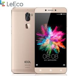 Original Leeco Cool 1 Dual Card Smartphone 5.5'' 4GB RAM 64GB ROM Snapdragon 652 Octa Core 13.0 MP Dual Back Camera 4060mAh