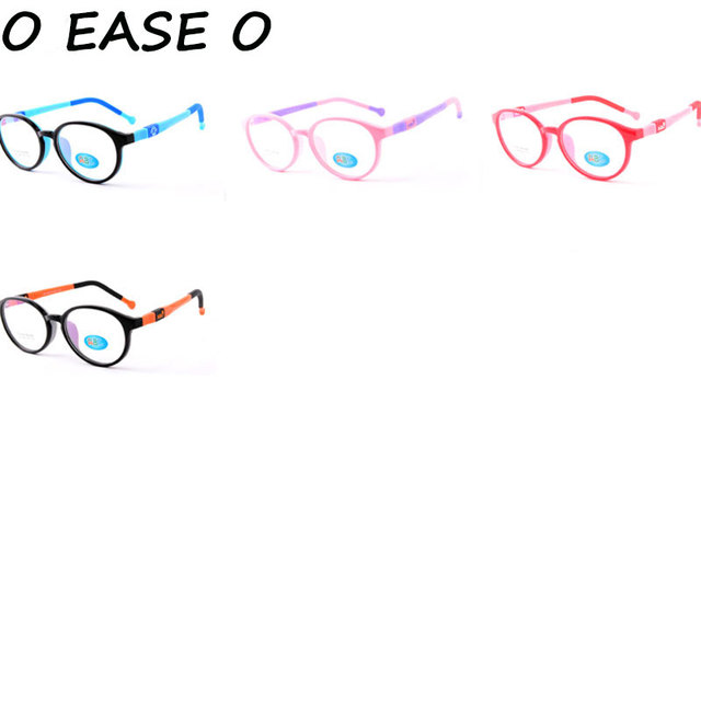 TR90 Fashion Kids Children Optical Frame Brand Design Kids Cute baby ...