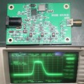 SMA noise source/Simple spectrum external tracking source Analyzer test antenna filter dc 12v