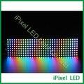 RGB LEVOU luz Matriz ws2812b painel da tela flexível apa102 flexível conduziu o painel de matriz