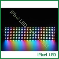 Rgb LED Light Matrix Ws2812b Flexible Screen Panel Apa102 Flexible Led Panel Matrix