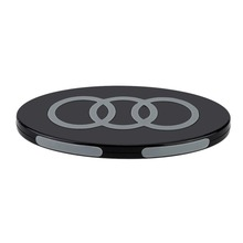 S300 Ellipse 3 Coils Qi Wireless Charger Charging Pad for Samsung Galaxy S7 S7 Edge S6 S6 Edge All Qi-Build in Smart Phone