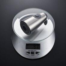 ROVATE Faucet Spouts Brushed Pull out Kitchen Faucet Accessories Taps Outlet Spout