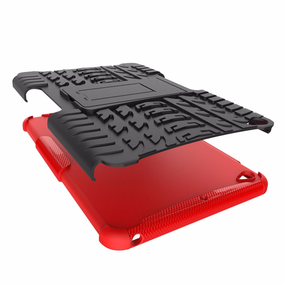 Estuche rígido resistente resistente híbrido para Xiaomi Mipad 2 3 - Accesorios para tablets - foto 6