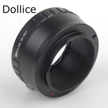 Dollice Nik NEX Lens Adapter Ring Suit For nikon Lens to for sony E Mount NEX Camera