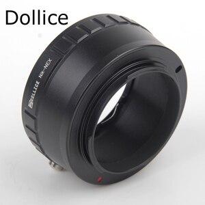 Image 1 - Dollice Nik NEX Lens Adapter Ring Suit For nikon Lens to for sony E Mount NEX Camera