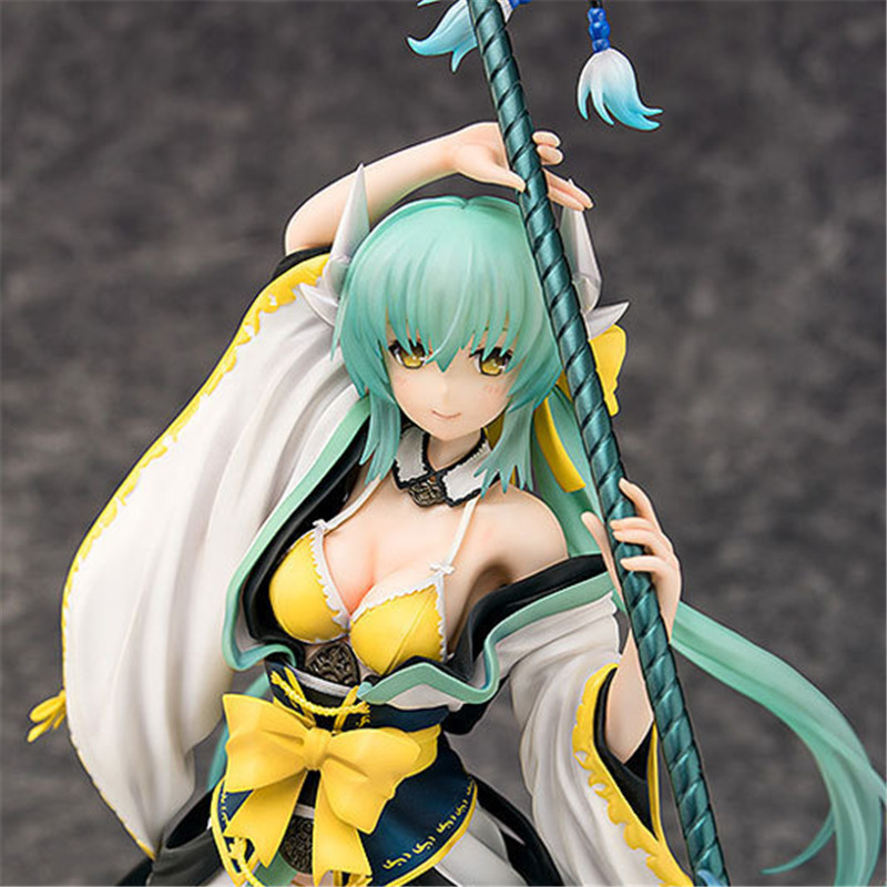 Lancer Fate Grand Order FGO FATE FGO Sexy Girls PVC Action Figure Toy  Classic Model Toys Collectible Christmas Gift 25CM