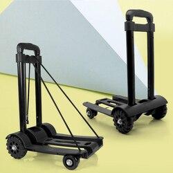 Портативное складное ведро для багажа, тележка для воды, аксессуары для товаров, сумка-тележка, держатель для дома, продуктовая корзина для ...