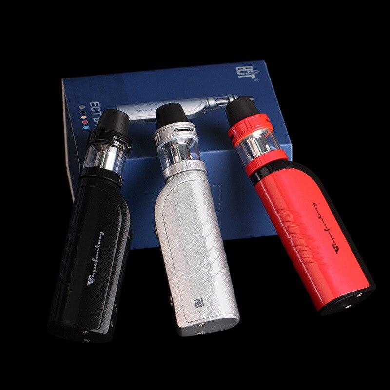 ECT B40 starter kit 2200mah battery 2.0ml electronic cigarette vaporizer 0.3ohm vape pen box mod e cigarette