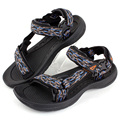 Summer Beach Shoes Men Sandals Comfortable Rubber NAVIGO Sandals Mens Nylon Sandles Men