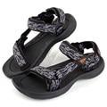 Summer Beach Shoes Men Sandals Comfortable Rubber NAVIGO Sandals Mens Nylon Sandles Men