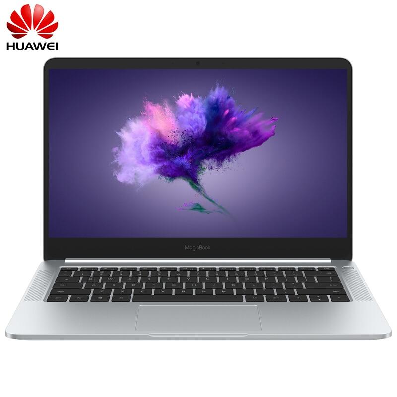 2018 HUAWEI honor MagicBook 14 дюймов Windows 10 ноутбук 8th-Gen i5-8250U/i7-8550U GeForce MX150 2 ГБ GDDR5 8 ГБ 256 ГБ портативных ПК