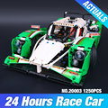 LEPIN 20003 Technic Series The 24 hours Race Car Building Assembling Blocks Bricks 1280 pcs Toys Compatible with  42039