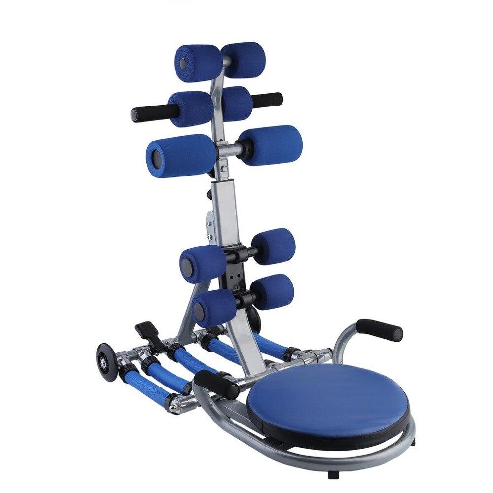 Paresseux Ab taille abdominale formateur hommes femmes Sport exercice Machine d'entraînement appareil corps Shaper Machine Grm Fitness outil