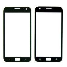 Grau Für Samsung Ativ S I8750 Frontscheibe Glaslinse Front Äußere Linse für Ersatz Ersatzteile