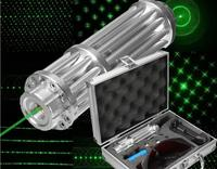 Burning Tactical Lazer 532nm Green Laser Pointer Powerful Military Sight 8000m Focusable lazer Focusable Burn Match