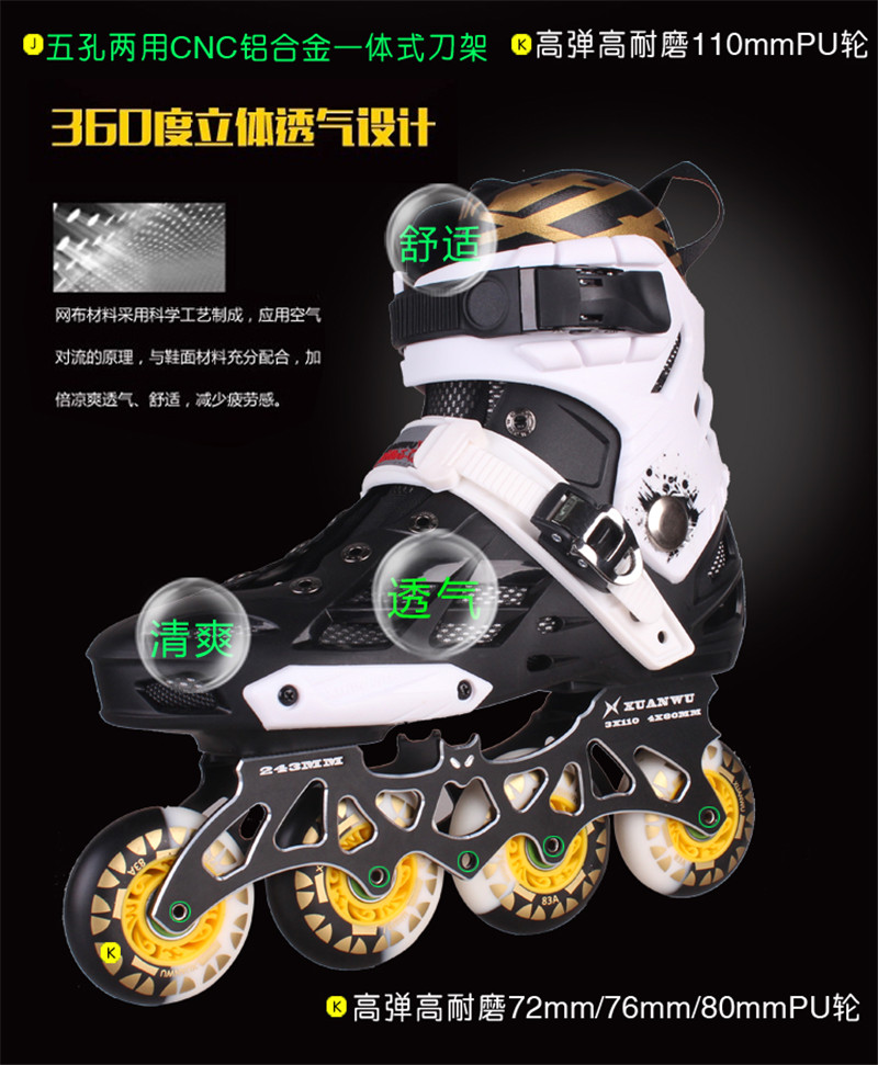 High Quality inline speed