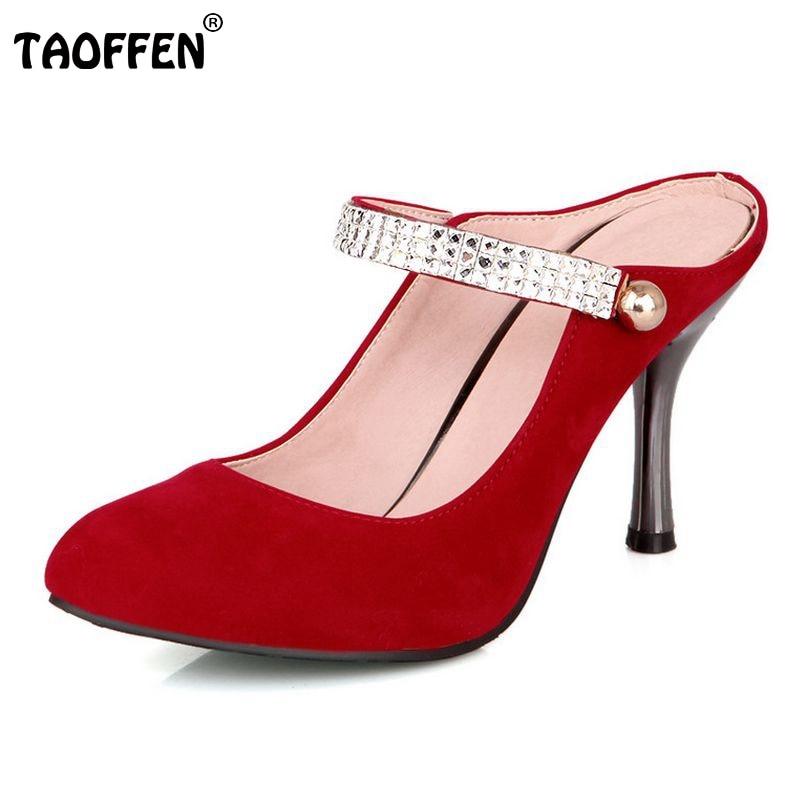size 31-47 women high heel shoes sexy dress footwear fashion lady wedding female pumps P12143 hot sale цены онлайн
