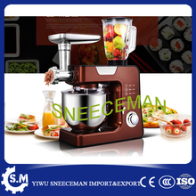 5L household commercial dough mixer machine automatic multifunctional fruit juicer meat grinder maker egg mixing machine