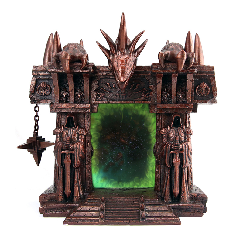 Official Licensed Product Wow Beyond The Dark Portal Great Gate Resin War craft Statue Statuette Model Collection FigureOfficial Licensed Product Wow Beyond The Dark Portal Great Gate Resin War craft Statue Statuette Model Collection Figure