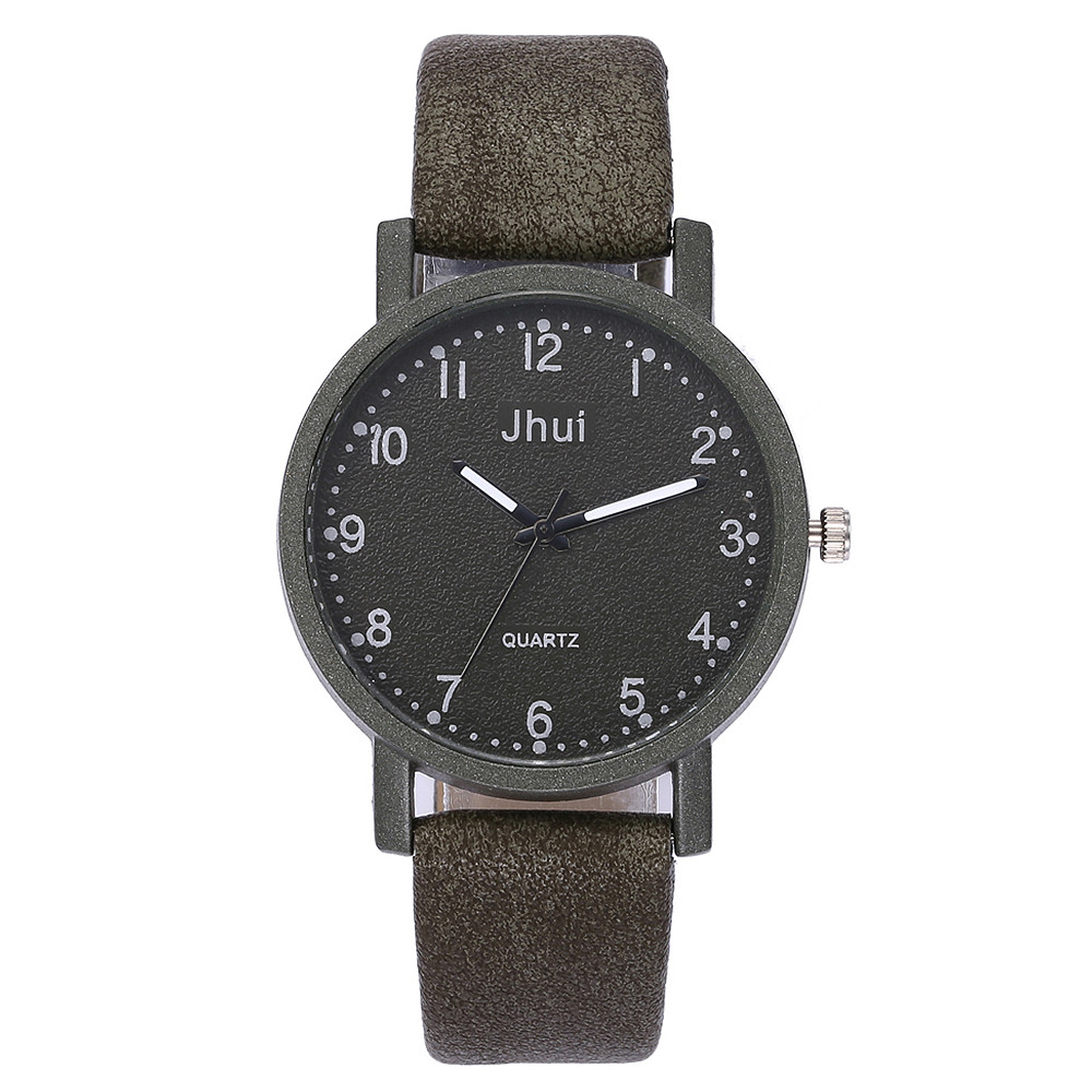 New Fashion Women Watches Casual Quartz Leather Band Newv Strap Watch Analog Wrist Watch Montre Femme Relojes Para Mujer Saat 1
