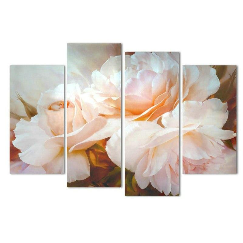 Bricolage 5d diamant peinture pivoine fleurs photo maison autocollants mosaïque pleine place strass point de croix broderie décor artisanat