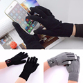 Bluetooth Winter Call Talking Smart Gloves Hand Gesture Touch Screen Speaker Mic Speaker For Android Iphone