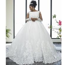 Ike Chimbandi Ball Gown Wedding Bridal Gowns