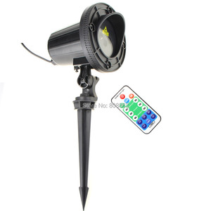 Image 5 - ESHINY Outdoor Waterproof RGB Laser 36 Pattern Projector Full Holiday House Party Xmas Tree Wall Landscape Garden Light N75T61