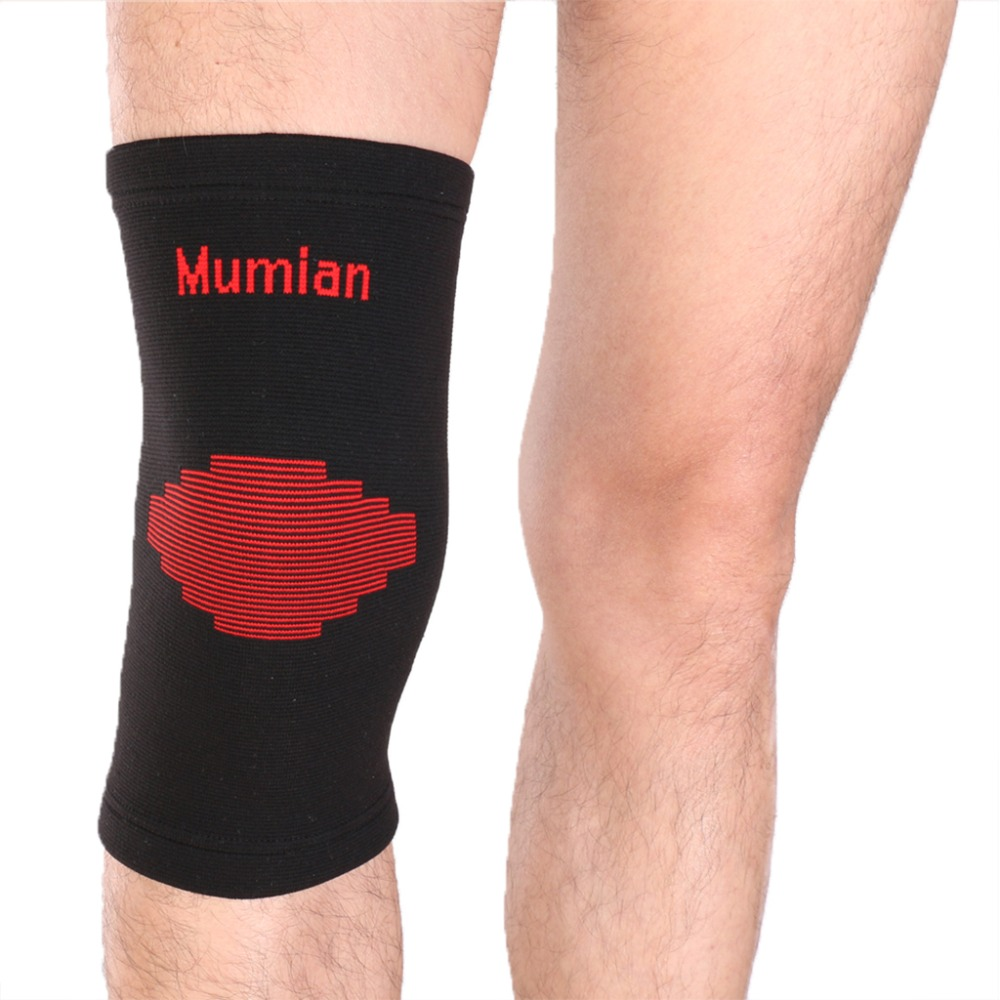 Mumian A03 Knee Support Protector Prevent Arthritis Lesion High Elastic Knee Sports Gurad Knee Keep Knee Warm Drop Shipping ...