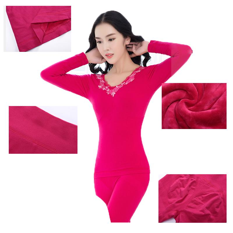 Online Get Cheap Women Thermal Underwear Set -Aliexpress.com ...