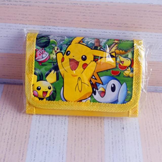 Pokemon Pikachu Money Bag Pouch Purse
