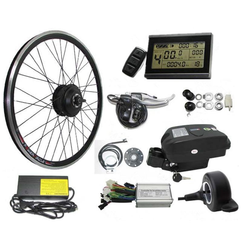 Electric Bike Motor Kit Price: 36V 10AH/12AH/15AH 48V 10AH/ 12AH Lithium Battery Electric
