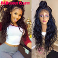 Bleached Knots Remy Full Lace Wig Human Hair Lacefront Wig With Baby Hair Virgin Peruvian Natural Hair Human Wig For Black Women