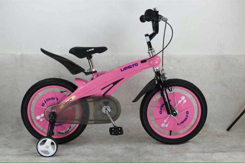 12inch LAN Q Kids bicycles Magnesium alloy bike disc brakes bicycle 12inch bike