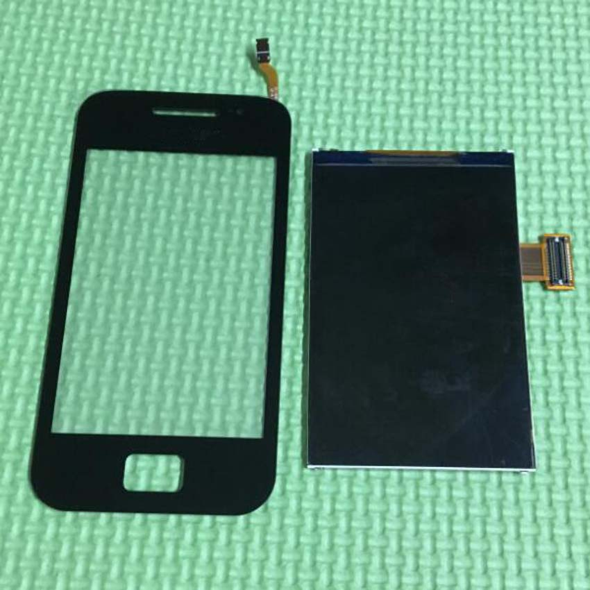 Best Quality Black White LCD Display +Touch Screen Digitizer For Samsung Galaxy Ace S5830 GT-S5830 Phone Sensor Repair Parts