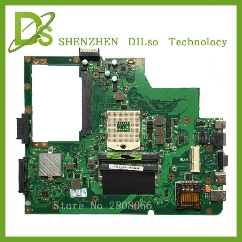 KEFU K53SK motherboard For ASUS K53SK Laptop motherboard K53SK mainboard REV2.1 100% tested motherboard