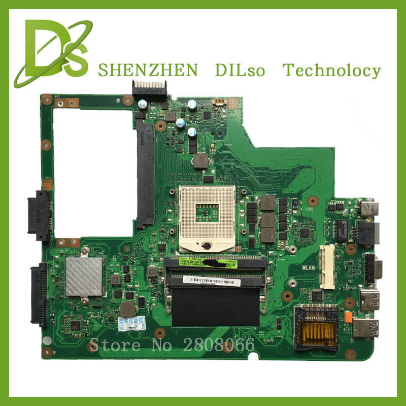 все цены на KEFU K53SK motherboard For ASUS K53SK Laptop motherboard K53SK mainboard REV2.1 100% tested motherboard онлайн