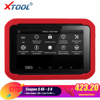 100% Original Auto Key Programmer XTOOL X100 PAD Professional Car   Diagnostic     tool   with Special Function Odometer Correction   Tool