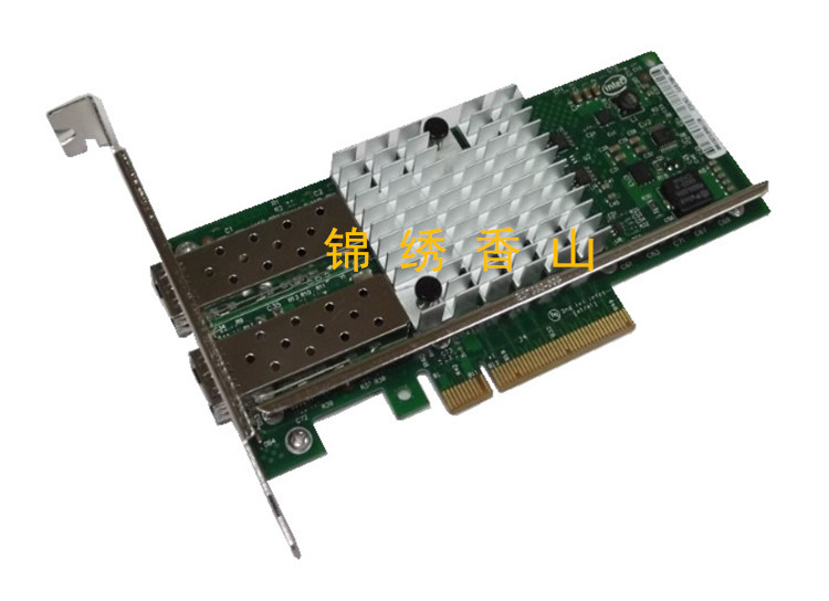 X520 DA2 10GBase PCI Express Dual Port Ethernet Network Adapter E10G42BTDA,SFP not included