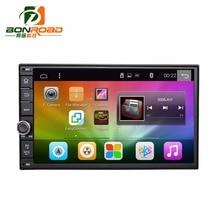 Bonroad 7″ 2Din 1024*600 Android 6.0 Ram1G Car Stereo PC Tablet Universal For Nissan Golf GPS Navi Radio Audio Player(No DVD)
