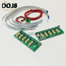 1 ensemble de décodeur de puce pour Epson stylet Pro 7800 9800 7880 9880 4800 carte de décodeur dimprimante