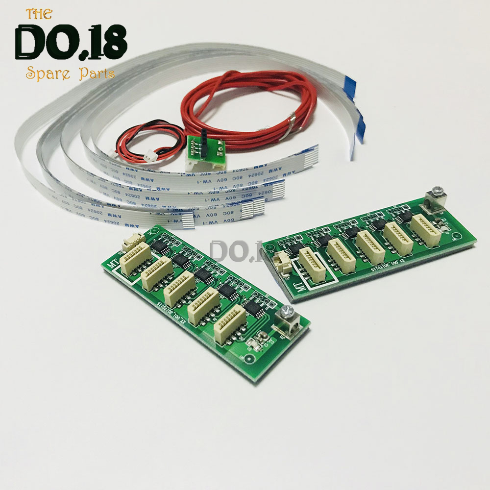 1set Chip Decoder For Epson Stylus Pro 7800 9800 <font><b>7880</b></font> 9880 4800 4880 Printer Decoder Board image