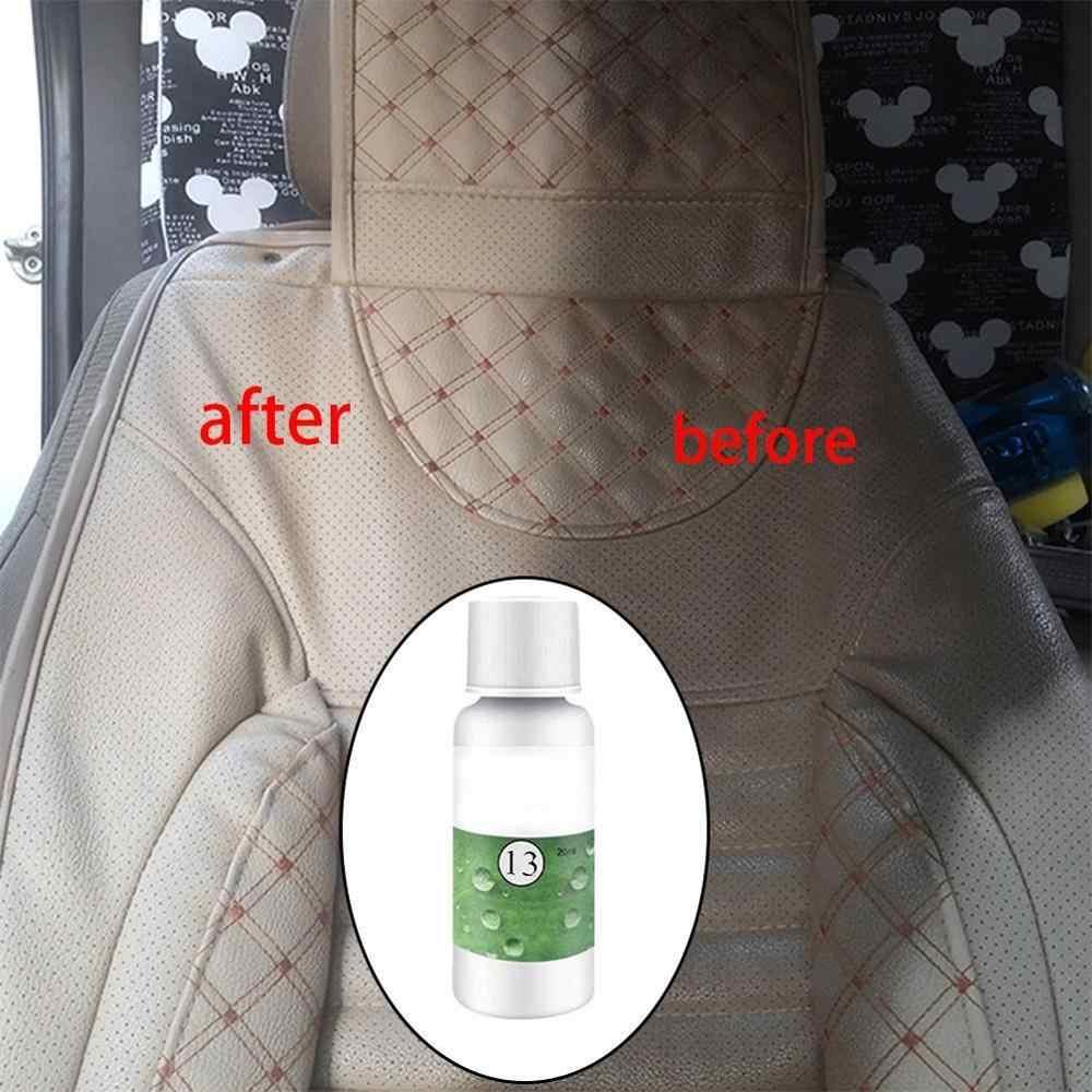 20 мл 50 мл + 5 шт. spong HGKJ-13 высококонцентрированное средство для чистки салона автомобиля на крыше авто сиденье пластиковая пена очиститель чистящее средство