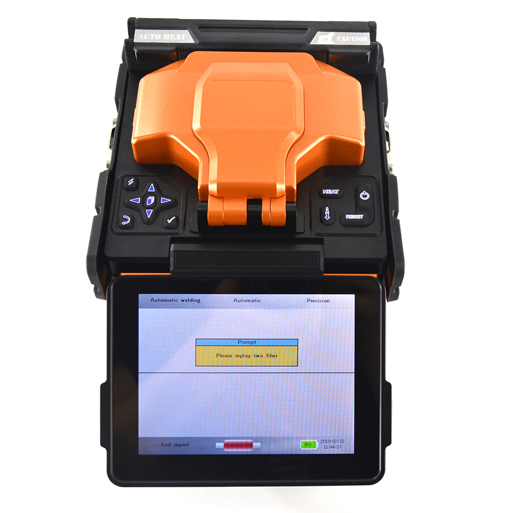 Cheaper FTTH fiber fusion splicer Fiber optical welding machine