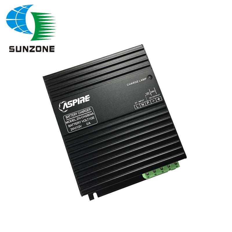 Free Shipping Generator Intelligent Battery Charger ZHCH2806 12V/24V ChangeableFree Shipping Generator Intelligent Battery Charger ZHCH2806 12V/24V Changeable
