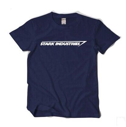 Stark Uomo Nuova Shirt Abbigliamento T Industries Tony Moda MGVUzqpS