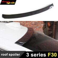 F30 Roof Spoiler Carbon Fiber AC Style Roof Window Spoiler Lip For 3 Series F30 320i 325i 328i 330i 335i Sedan Saloon 2012 - IN стоимость