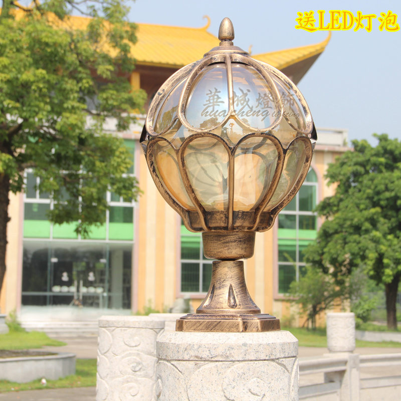Popular Light Lamp Post-Buy Cheap Light Lamp Post Lots