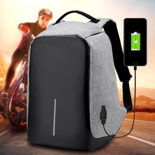 купить 15 inch Laptop Backpack USB Charging Anti Theft Backpack Travel Backpack Waterproof School Bag онлайн